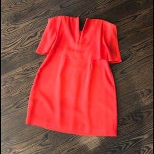 BCBG Red Mini Dress
